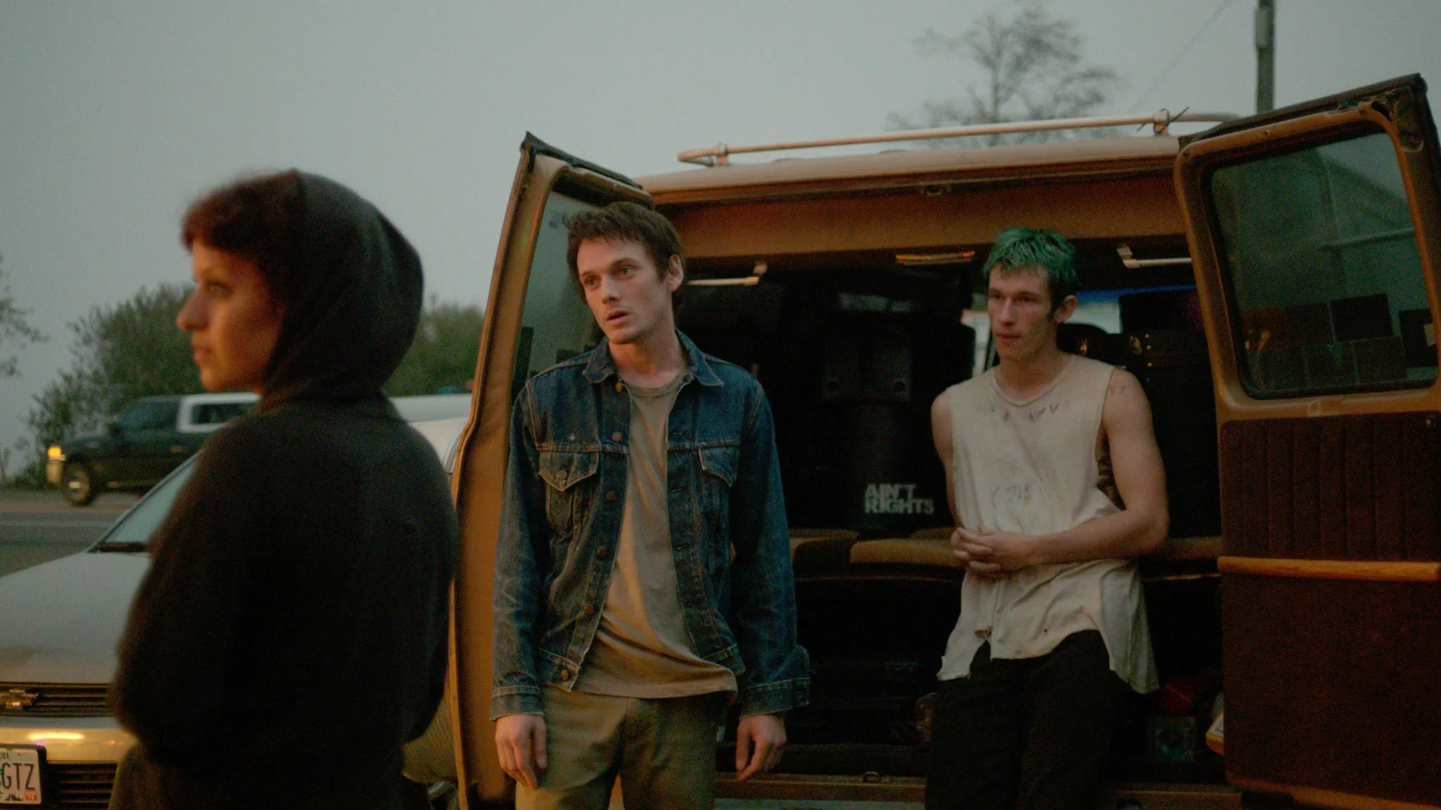 Green Room Review A Bloody and Brilliant Standoff  Collider