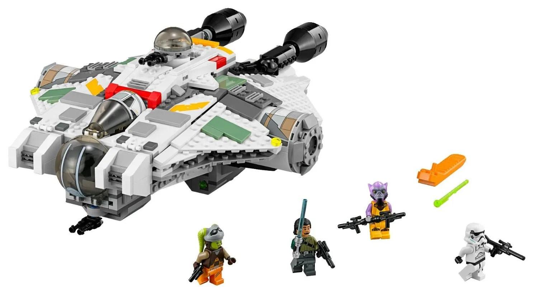 10 Coolest Lego Star Wars Sets