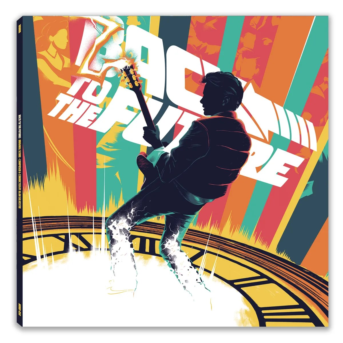 Back To The Future Trilogy Score Heads To Vinyl With Mondo