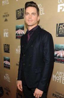 American Horror Story Season 4 Interview With Matt Bomer
