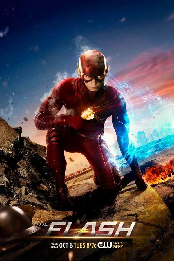 Flash Tv Season 2