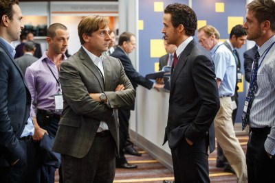 The Big Short is up for major prizes at the BAFTAs 2016