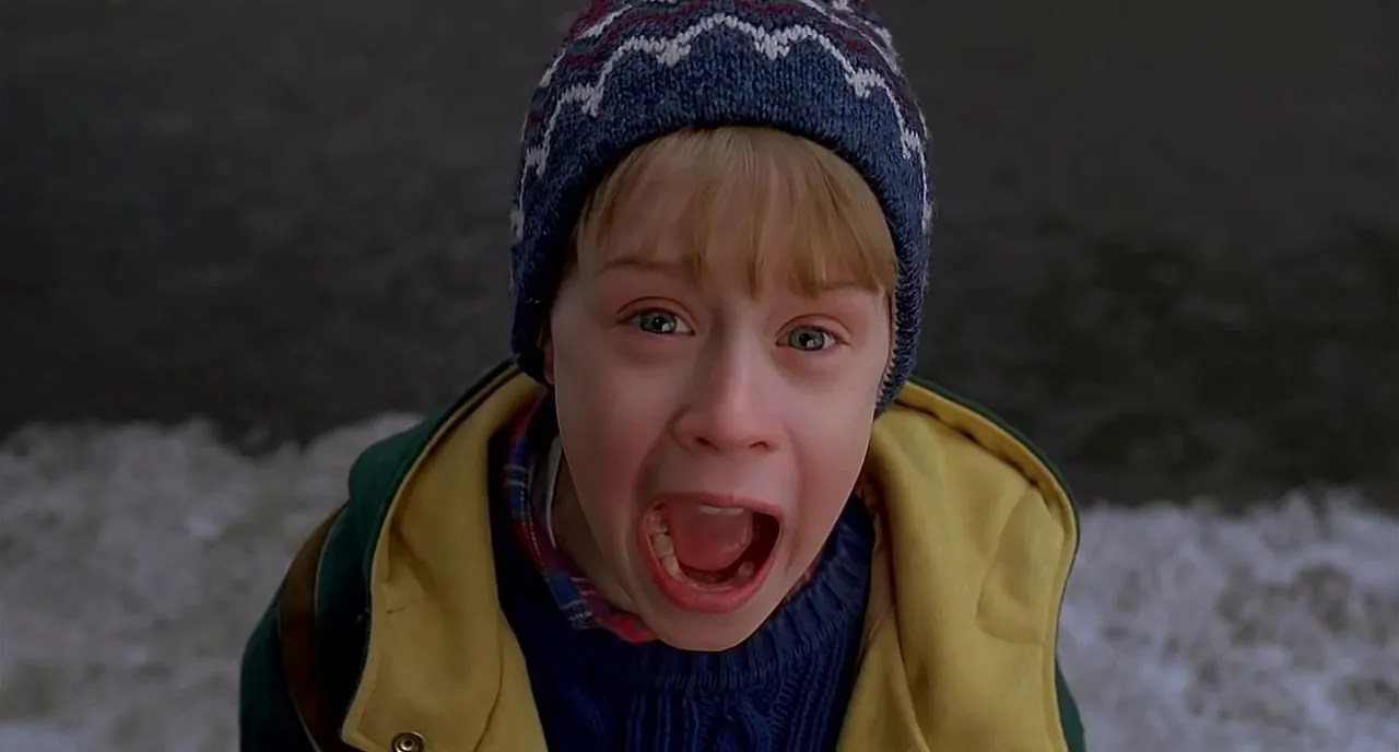 Macaulay Culkin Disturbingly Reprises 'home Alone' Role  Collider
