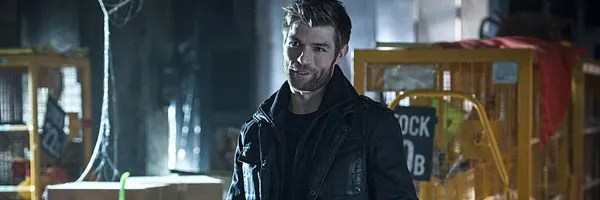 Liam McIntyre on The Flash Season 2 Weather Wizard More