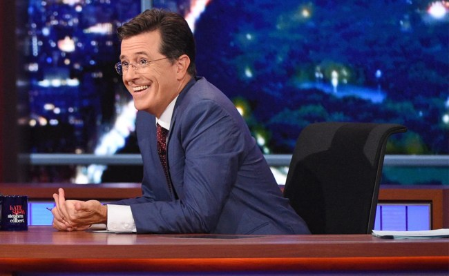 Stephen Colbert Character Retired Due To Lawsuit Threat