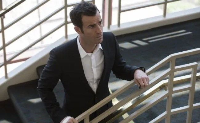 Tv Performer Of The Week Justin Theroux The Leftovers