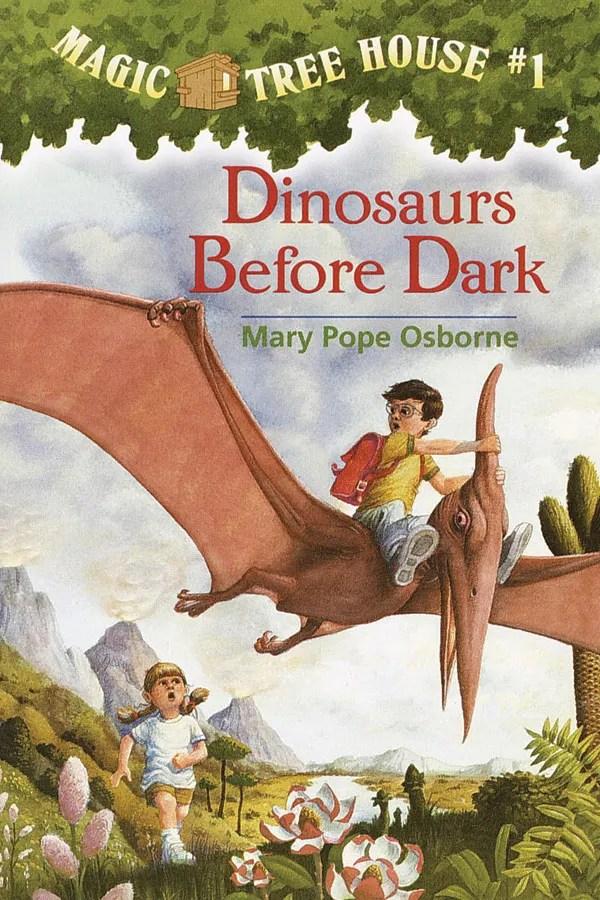 Magic Treehouse Series Book List