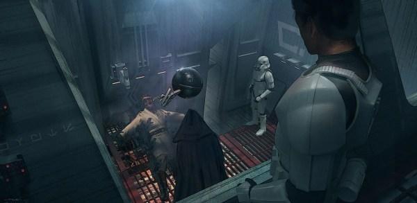 Star Wars Force Awakens Concept Art Revealed