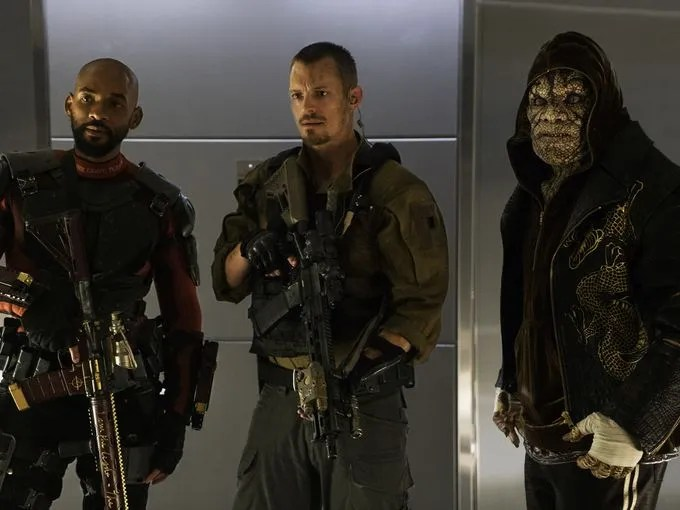 Image result for Suicide Squad 2016 will smith