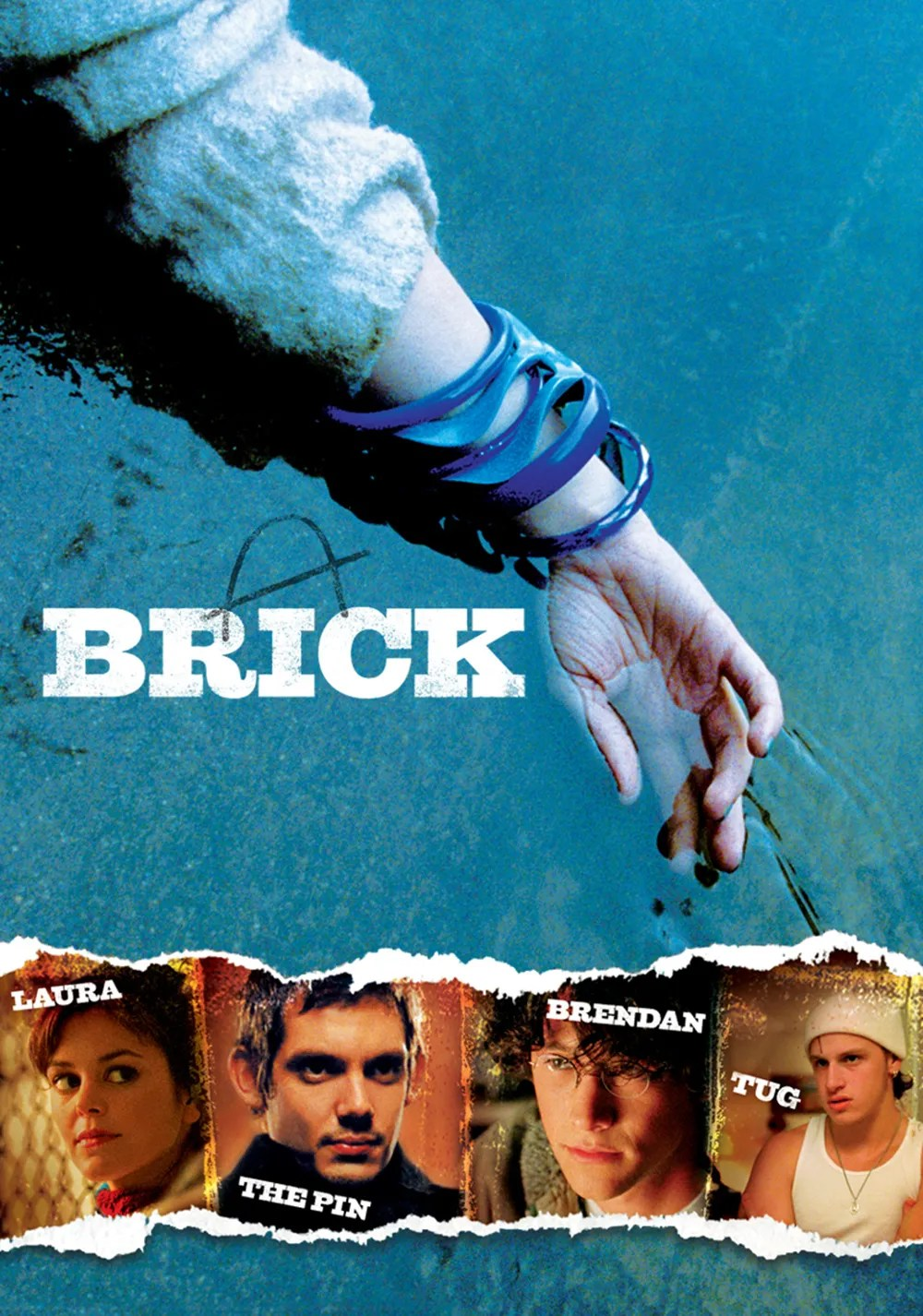 Image result for brick movie poster