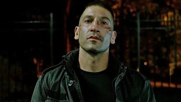 Image result for jon bernthal daredevil against tombstone