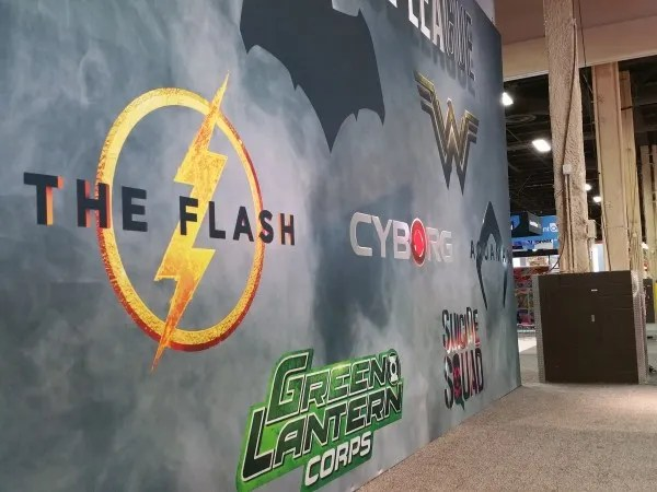 Justice League Logos Revealed 7