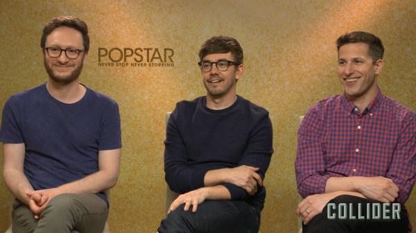 Pop Star Lonely Island