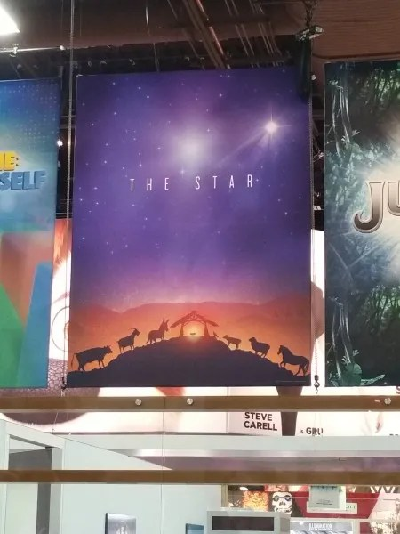 New Movie Posters From Licensing Expo 2016 2