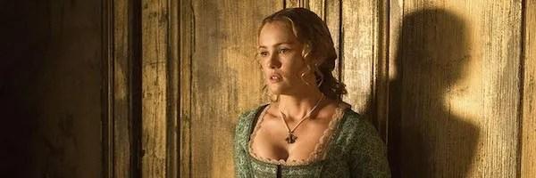 Black Sails Season 4 Hannah New on That Eleanor Moment