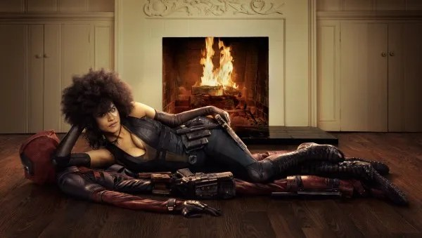 Image result for domino deadpool 2