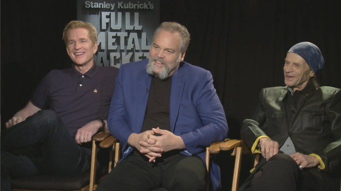 Full Metal Jacket Deleted Scenes Revealed by Matthew Modine | Collider