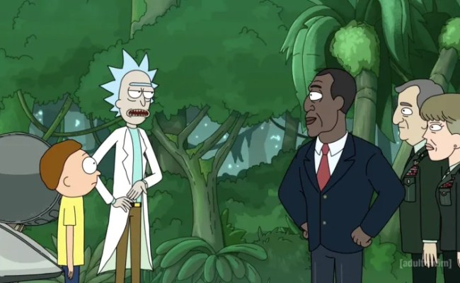Rick And Morty Season 3 Bluray Details Release Date