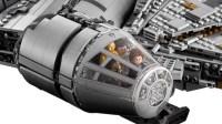 New UCS Millennium Falcon Display. : lego