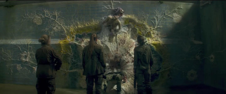 Annihilation Movie Details Tease One Of 2018's Weirdest