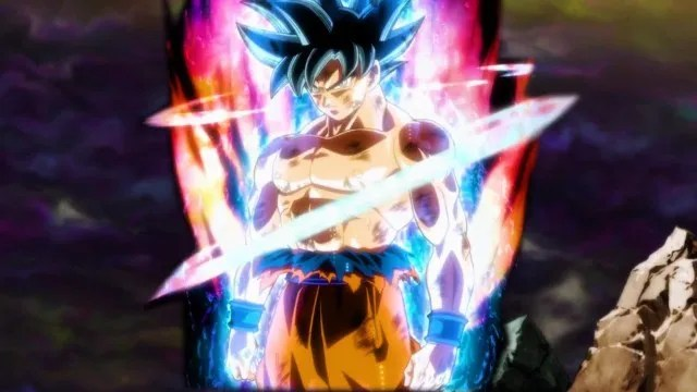 Image result for Dragon Ball Super Goku Ultra Instinct