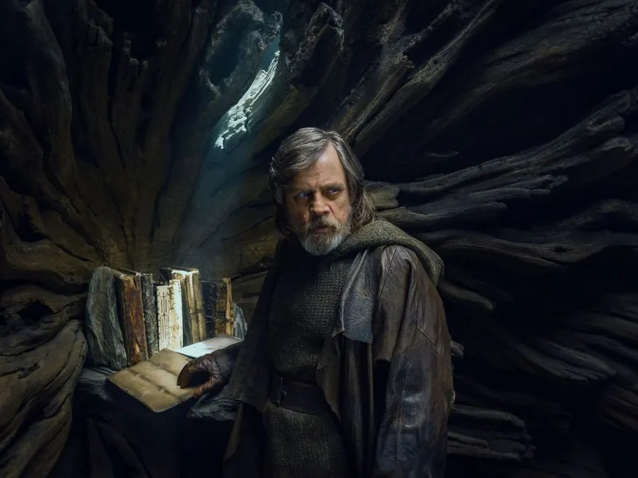 Image result for the last jedi luke