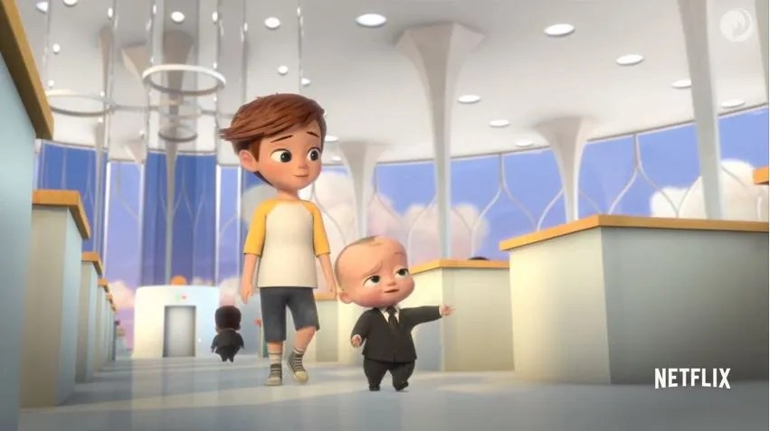 Boss Baby Animated Series Trailer Reveals The Netflix