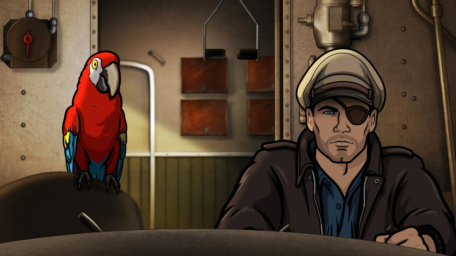 Set 10 years after star wars: Archer EPs on Danger Island, Season 10, and the Show's