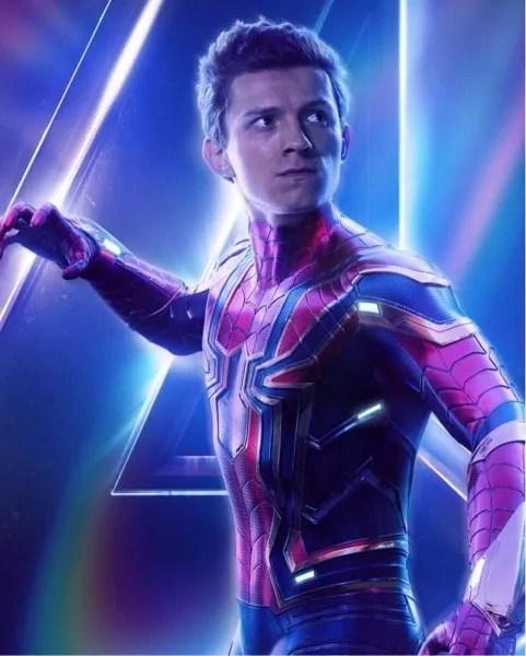 avengers-infinity-war-poster-spider-man-tom-holland