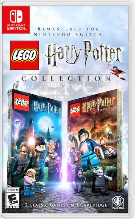 LEGO Harry Potter Collection Arrives On Xbox One Nintendo Switch This October Collider