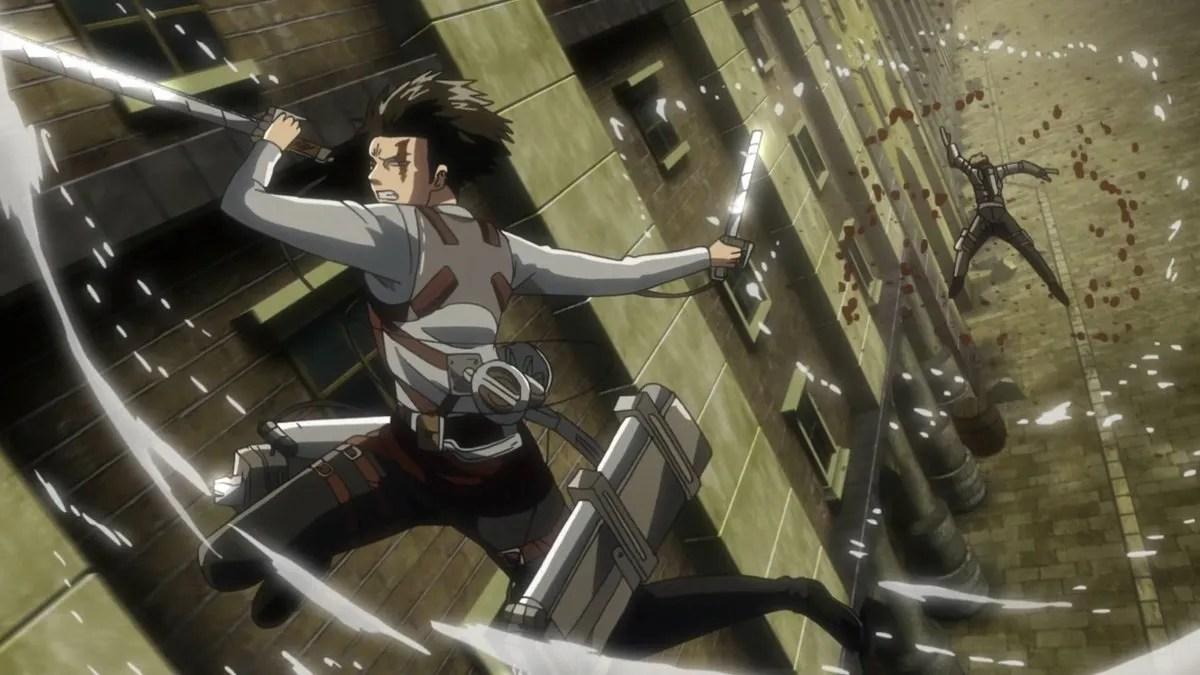 Attack On Titan Season 3 Episode 11 Full Episode Dailymotion