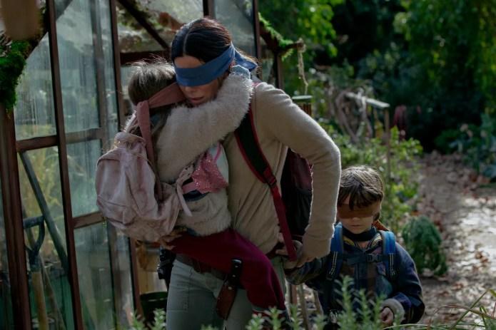 Resultado de la imagen para bird box movie