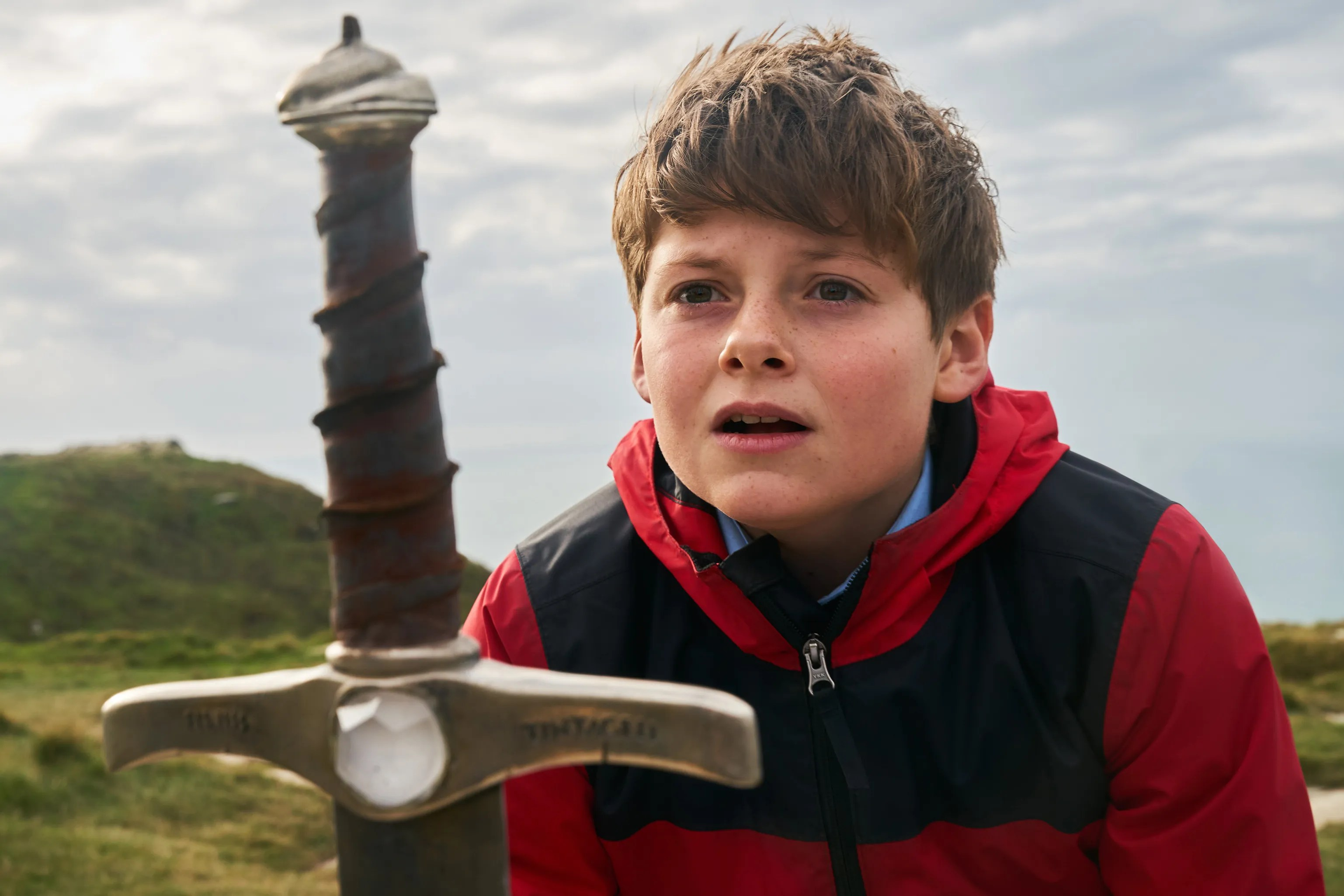 The Kid Who Would Be King Trailer  Collider