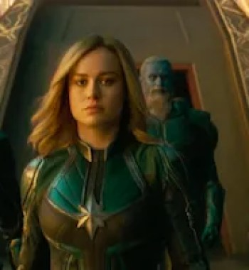 First 'Captain Marvel' Reactions Tease an Ambitious, Trippy Sci-Fi Adventure