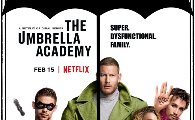 Umbrella Academy Gerard Way Gabriel Ba On Netflix S