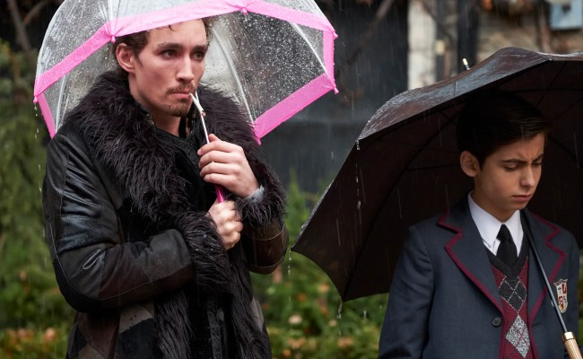 The Umbrella Academy Review Refreshing And Wonderfully