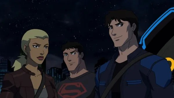 Boy Missing Girl Wallpapers Young Justice Season 3 Review Dc Universe S Series Is