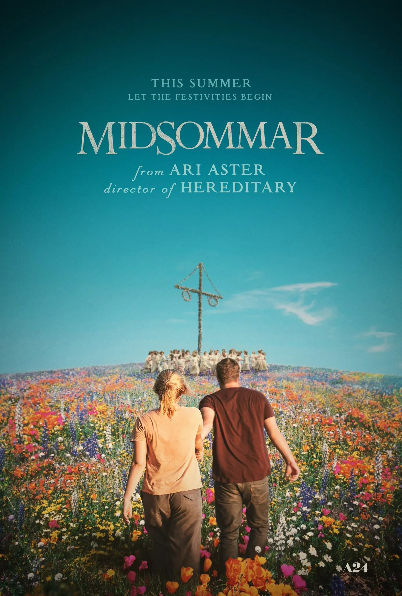 Image result for midsommar poster