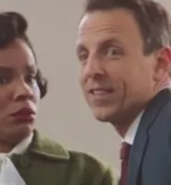 'White Savior: The Movie' Trailer: Amber Ruffin and Seth Meyers Hilariously Blast Hollywood Trope