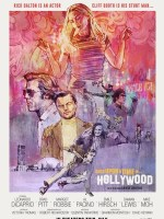 Affiche de Once Upon A Time... In Hollywood.
