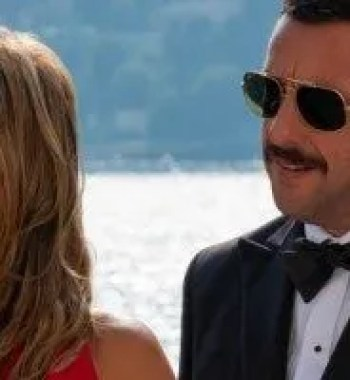 First 'Murder Mystery' Images Reunite Adam Sandler & Jennifer Aniston in Netflix Comedy