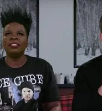 Watch: Leslie Jones and Seth Meyers Watch (and Yell At) the 'Game of Thrones' Premiere
