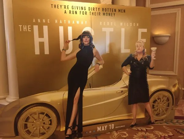the-hustle-standee-cinemacon
