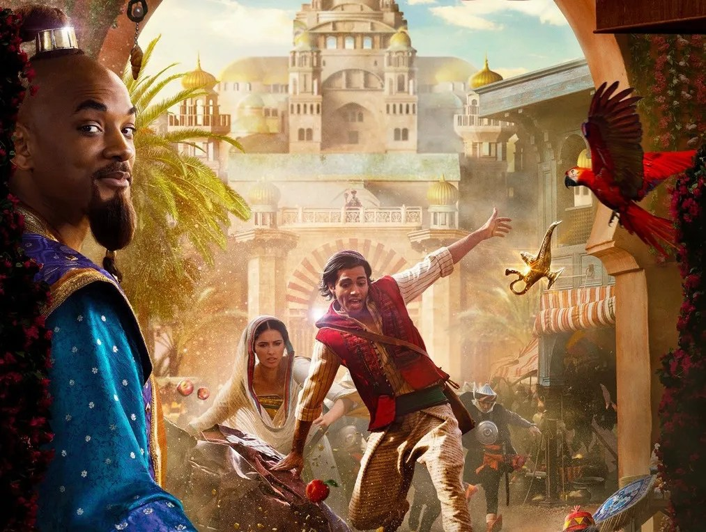 Animated Barbie Wallpaper Aladdin Cast And Director Guy Ritchie On Adapting A Disney