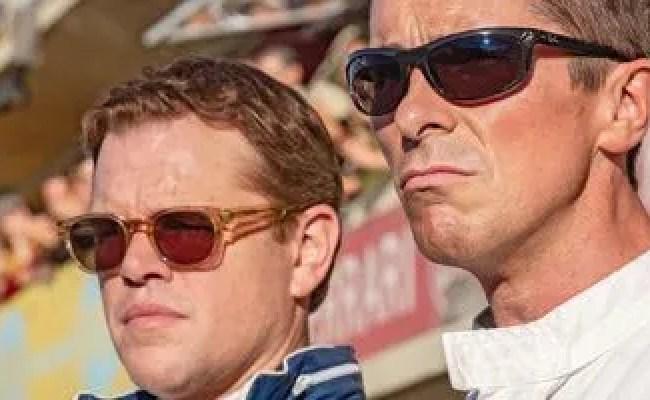 Ford V Ferrari Trailer Christian Bale And Matt Damon