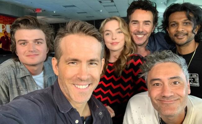 Free Guy Movie Filming Begins As Cast Image Is Released