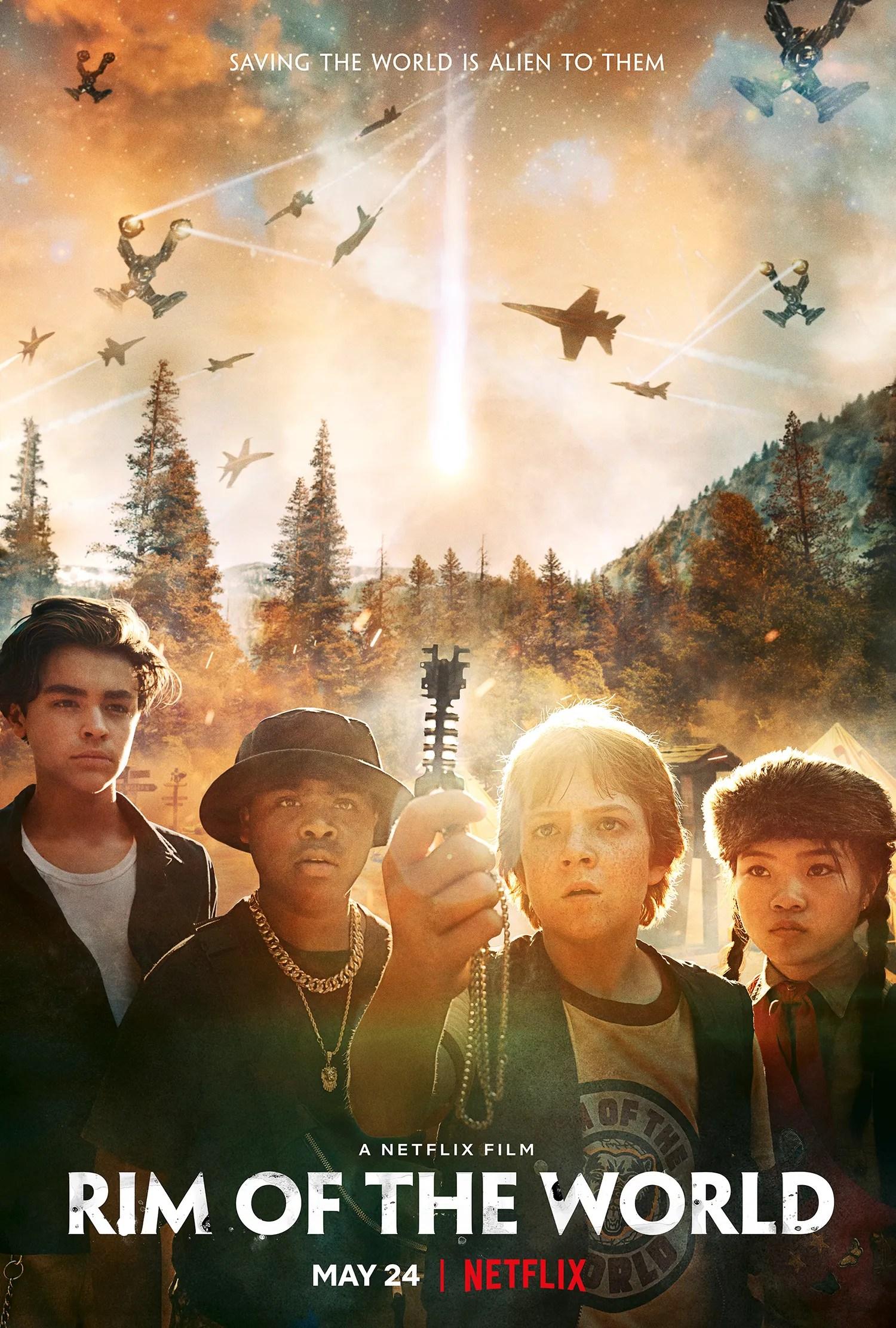 Rim of the World Trailer Kids Fight Aliens in McGs
