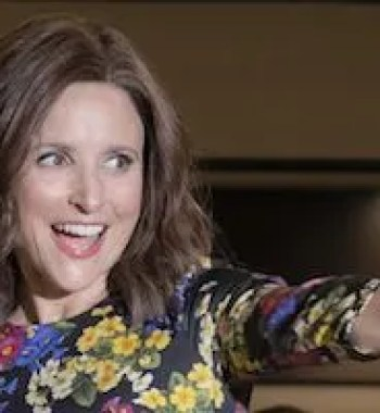 'Veep's Julia Louis Dreyfus Returns as Selina Meyer For a Very Real New Interview