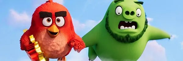 The Angry Birds Movie 2 Trailer Has Birds And Pigs Teaming Up Collider