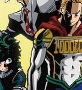 'My Hero Academia' Season 4 Trailer Reveals Release Date as Heroes & Villains Battle